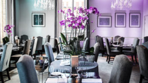 Royal Albert Hall Commission : Coda Restaurant